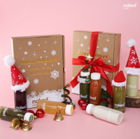 Its that time of the year: Yuk cari Christmas Hampers bareng Qraved! - nakedpressjuicery