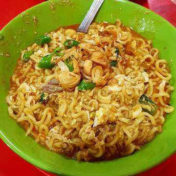 Supper...my second indomie today 😅 #indomieseleraku #warkopiwan
