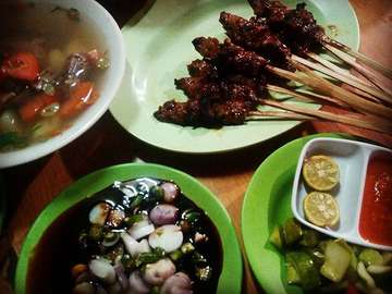 Culinary....my diet as history #sate #sop #culinary #jakarta #indonesia #instamoment #instagram #foodtagram #instadaily #instafood #photogram #photooftheday #picoftheday #like4like #likeforlike #likeforlikes