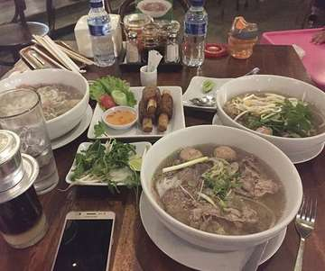 Pho ALL and chao tom.. yum!! Recommended to order if you visit pho 24.. #restaurantreview #dinnermenu
