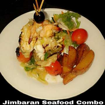 "Love it so much...Seafood lovers😋😋😋come n try our ""Jimbaran seafood combo""🍴🍴👍👍"