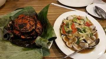 #RasaneSeafood #AslinyaKepitingAsap #Disc50%FoodOnly #RasaneGreenville