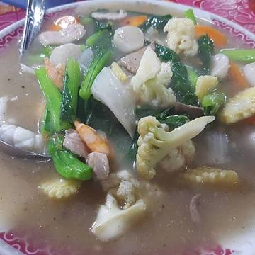 Porsi becak'an lage 😍🍜🍲🍽 #food #foodporn