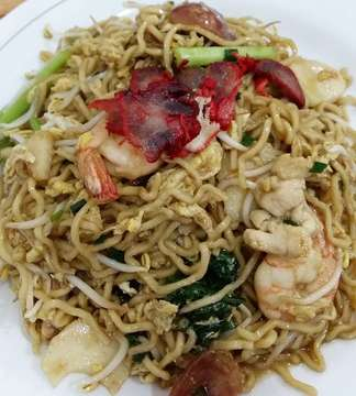 Mie Goreng Kriting..... #dinner #culinary #friendship #happyday #enjoymylife #enjoymyday