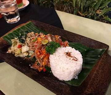 Tuna #grilled style #balinese #food