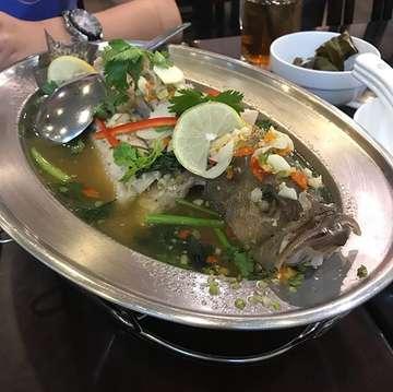#dinner at #thaichada #thaichadakelapagading