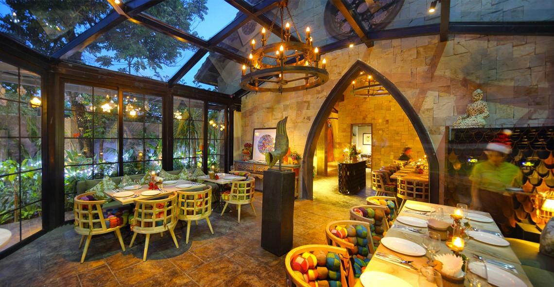 8 Tempat Romantis Untuk Wedding Outdoor Yang Bikin: 7 Restoran Paling Keren Buat Bikin Foto Instagram Di Bali